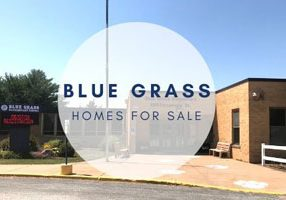 Blue Grass IA Homes for Sale
