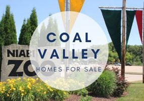 Coal Valley IL Homes for Sale