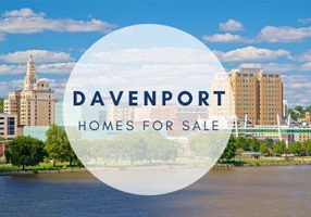 Davenport IA Homes for Sale