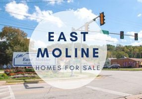 East Moline IL Homes for Sale