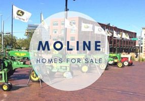 Moline IL Homes for Sale